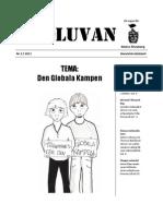 Rödluvan nr 3-2011 - Den Globala Kampen