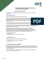 Cartilha Informativa GVT TestePower