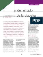 Comprender El Lado Humano de La Diabetes