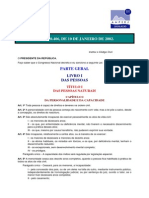 Código Civil-atualizado até as alterações introduzidas pela Lei nº 12.236, de 19.05.10