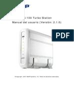 guia de servidor qnap ts-100