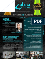 Newsletter 02 Julho 2012 GalapaFood