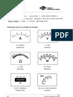 Teoria - Simbologia - Instrumentos Eletromecânicos
