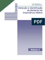 Detecção e Identificação de Bactérias