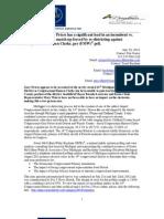 FMWB 2012 Michigan Primary Election Poll Press Release - 14th Congressional District.pdf