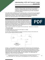 Understanding 4-20ma Current Loops