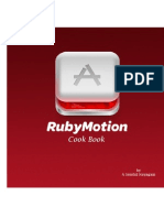 RubyMotion Cookbook