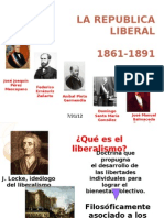 La Republica Liberal