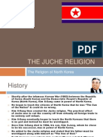 The Juche Religion