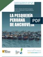 La Pesquería Peruana de Anchoveta