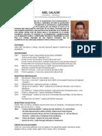 Abel Salazar - Escultor Peruano Curriculum 2012