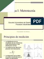 Procesos Industriales - Metrotecnia - (Metrologia)