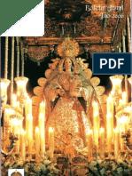Boletín anual de la Hermandad de Belén de Pilas publicado en el año 2006