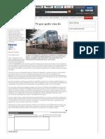 31-07-2012 Exigirá Roberto a EPN que quite vías de Ferromex de Tepic