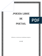 Poesia Libre de Poetas