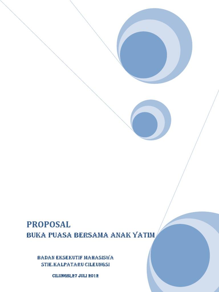 Proposal Buka Puasa Bersama 2