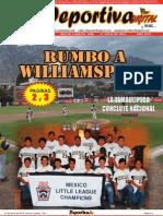 Deportiva Digital 31 Julio 2012