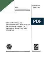Determinacin de La Demanda Bioquimica