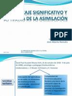 APRENDIZAJE SIGNIFICATIVO Y LA TEORÍA DE LA ASIMILACIÓN_--educativa