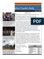 FFK Newsletter 2008
