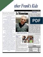 FFK Newsletter 2006