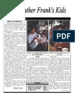 FFK Newsletter 2003