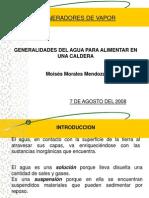Generadoes (Analisis Quimico y Lavado)
