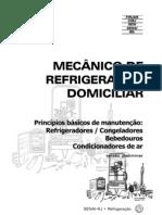 Mecânico de Refrigeração