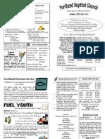 PBC Bulletin - July 29