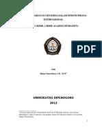 Hukum Pidana Internasional Benny Sumardiana, S.H.,M.H.