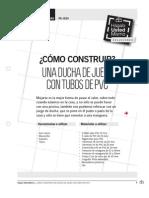 Pa-Is34_Como Construir Una Ducha Para Jugar Con Tubos de PVC
