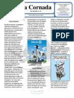 LA CORNADA AÑO 2, Nº 3, MARZO 2012