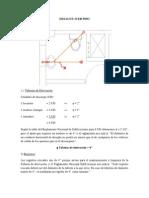 diseño de tubo de ventilacion y montantes