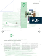 Carrières, nature & paysages _catalogues des études réalisées _UNICEM2006