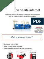 Un Site Internet Pour Votre Entreprise