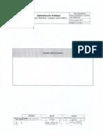 Determinacion Proteinas Metodo Kjeldhal-equipo Automatico