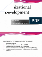 Organisational Developement