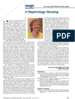 Especiality Nephrology Nursing