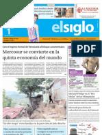Edicion La Victoria Miercoles 01082012