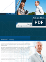 Educate yourself with Nixon University and improve your career prospects