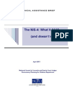 The NIS-4 What It All Means (and Doesn't Mean) - 2011