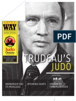 """The Gentle Way"" - The Official Judo Ontario Newsletter - Volume 6, Issue 4, July 2009"