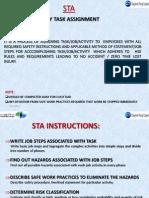 Sta Presentation