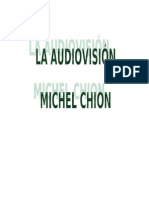 Audiovision M Chion