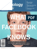 Technology Review Magazine 2012-08