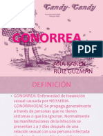 Gonorrea Presentacion