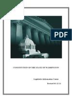 WA State Constitution