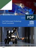 19342248 Law Enforcement Technology Needs Assessment 07242009