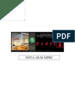 Teknik MPRC Trading Sistem