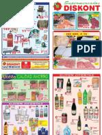 Oferta del 01 al 05 de Agosto 2012